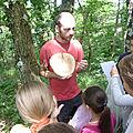 Projet de sensibilisation à la forêt et à l'utilisation du bois