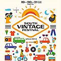South Vintage Festival 2018, à Trets
