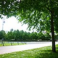 Compiegne - le palais et son parc
