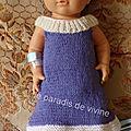 Brassière-robe d'été pour préma togo