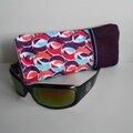 Etui lunette bille rouge-violette1