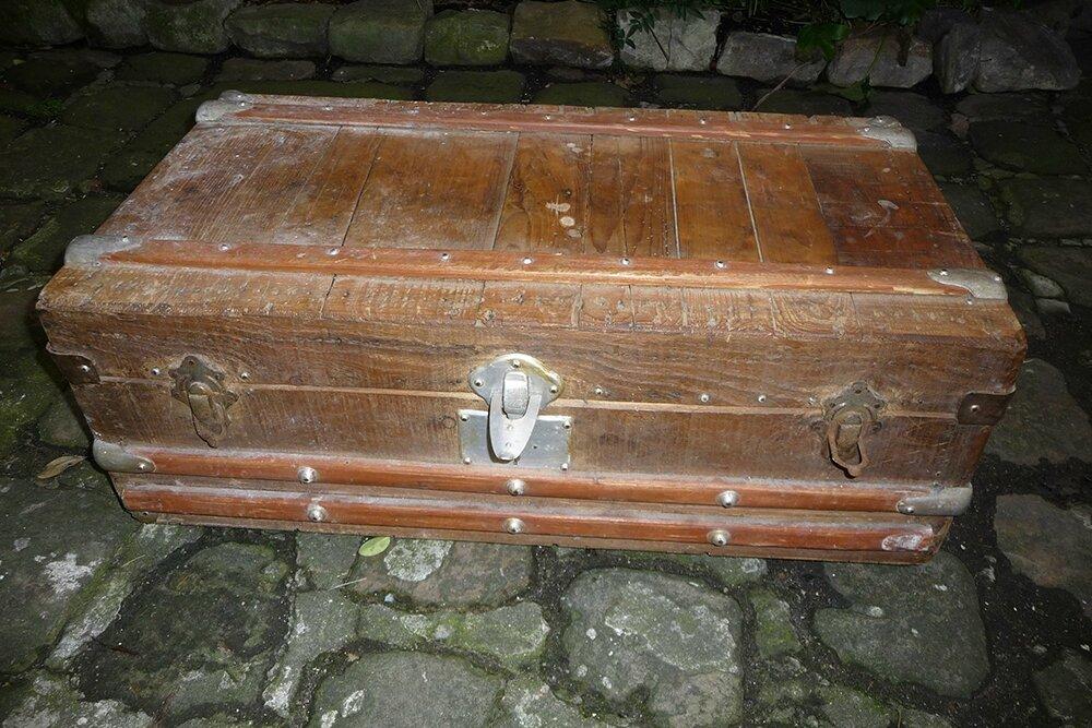 coffre valise