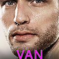 ** review ** van (cold fury hockey #9) by sawyer bennett