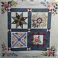Quilt Mystère Colmar
