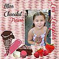 miss choco fraise