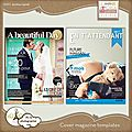 Win my new cover magazines templates