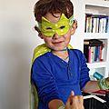 Mon fils est un super héros ....