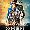 X - Men Days of Future Past movie poster
