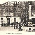 Trans-Place de l'Hôtel de ville