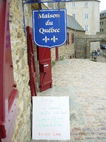 Quebec St Malo