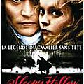 Tim burton - sleepy hollow