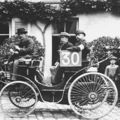 1894 paris-rouen - michaud (peugeot phaeton 3hp) 9th