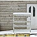 Neige défunte (defunct snow)