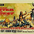 Custer l'homme de l'ouest