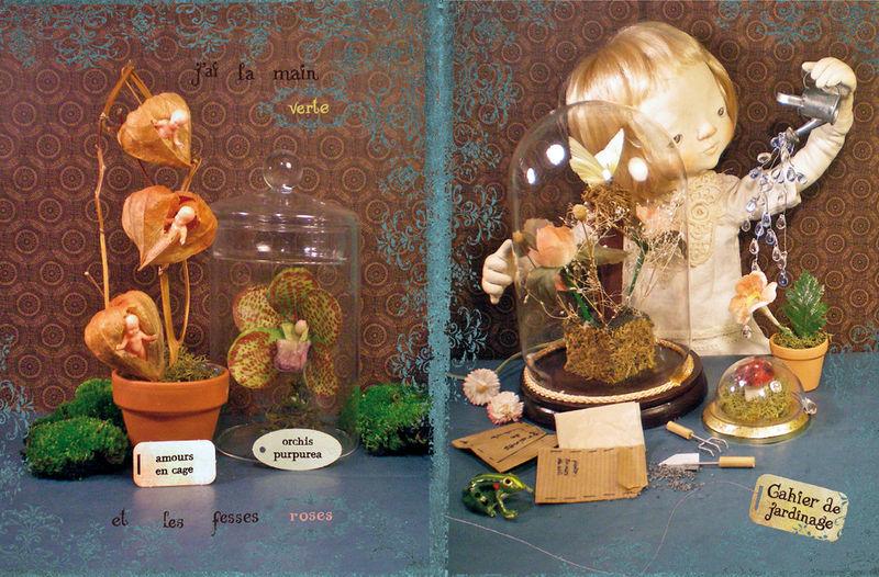 cahier jardinage