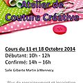 Atelier couture créative
