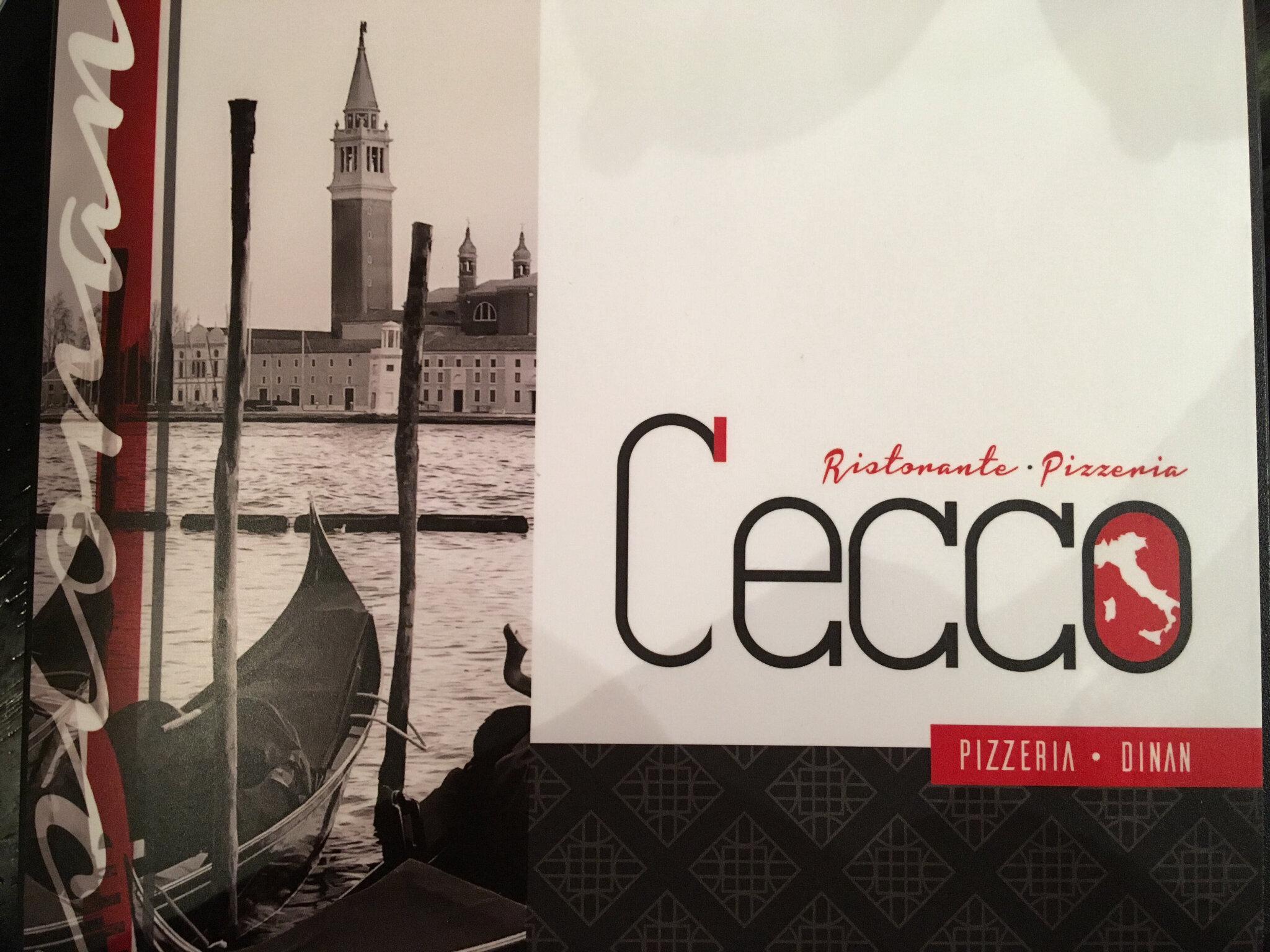 Restaurant le Cecco à Dinan