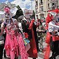 Marche des fiertés - Paris 2012
