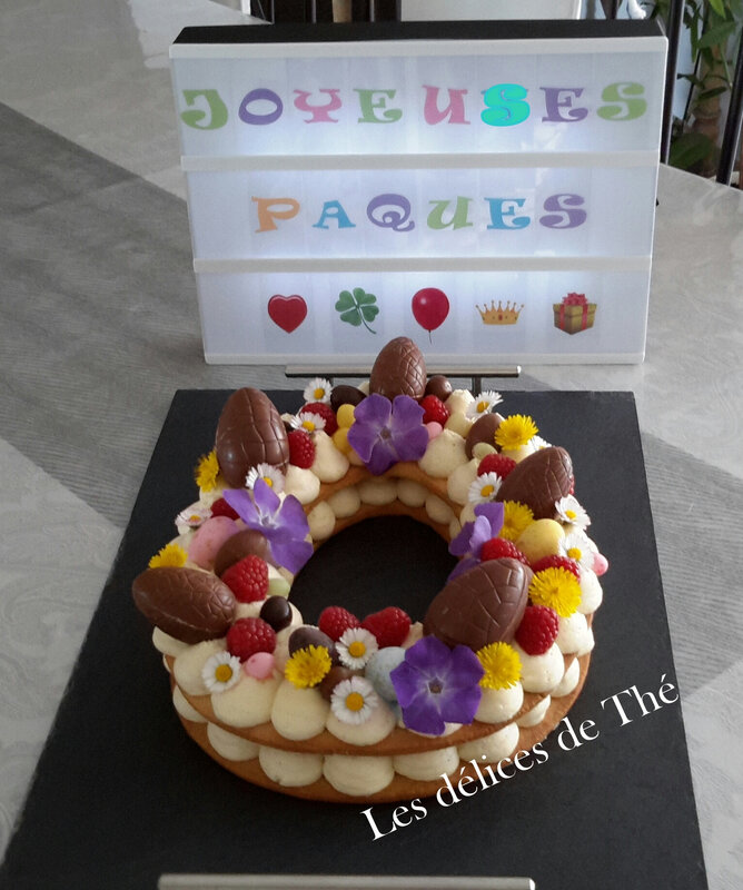 My first Easter Cake 01 04 18 (35) - Copie
