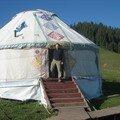 Lac Sayram (région kazakh)