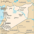 1976 - incident diplomatique entre la syrie et la turquie