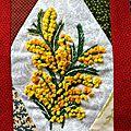 mimosa1 challenge Flowers de Gipsy