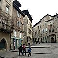 Figeac vieille ville