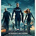 Captain america : le soldat de l'hiver - anthony et joe russo