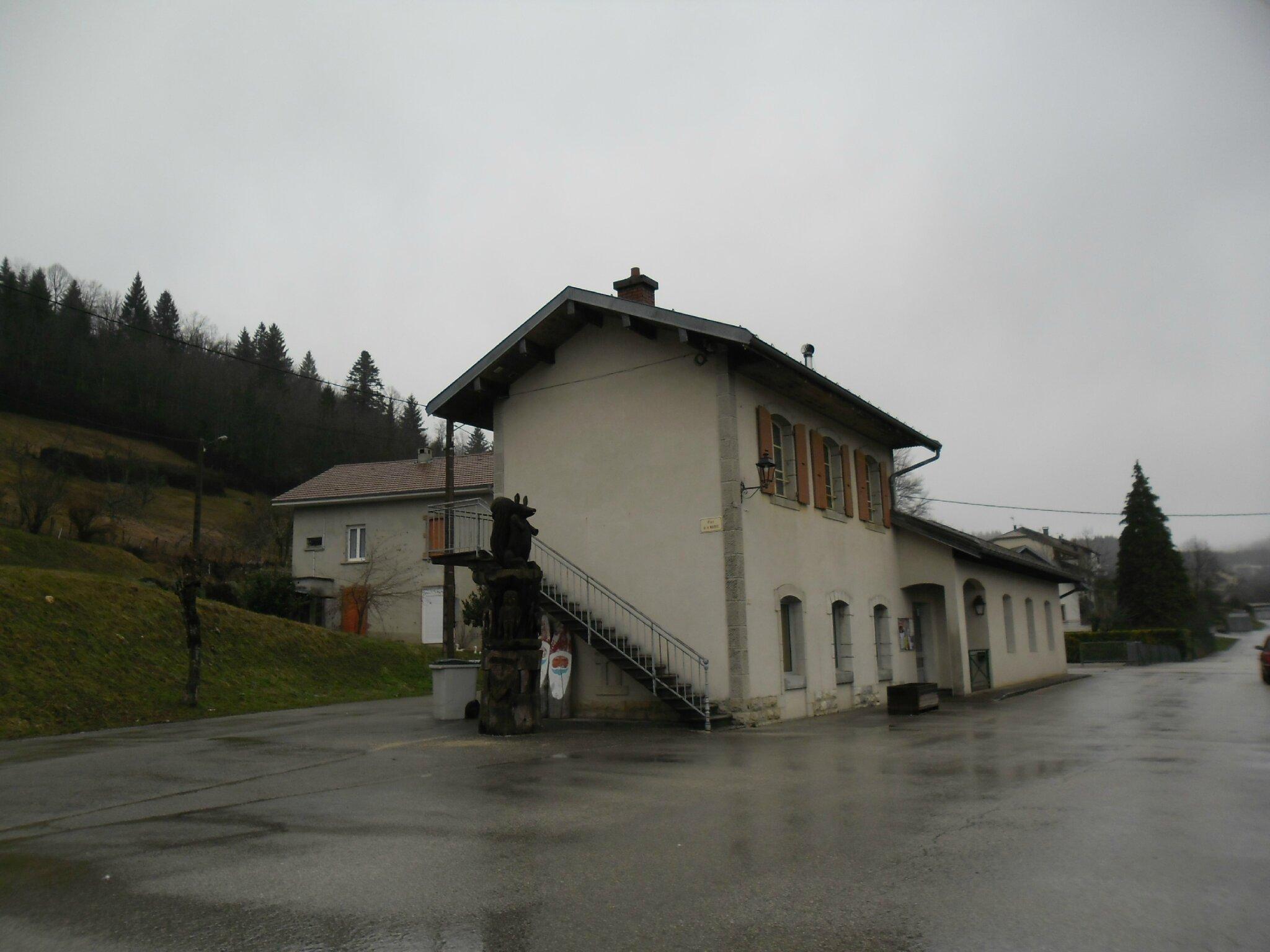 Villards-d'Héria (Jura)