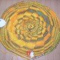 Pinwheel : essai avec une autre laine