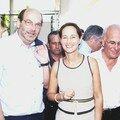 Ségolène Royal et Michaël Latz se rencontrent à Lorgues au printemps 2006