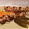 Chich taouk