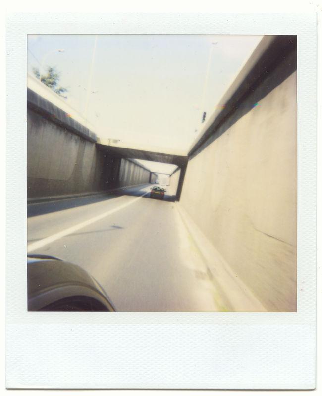 tunnel a ciel ouvert