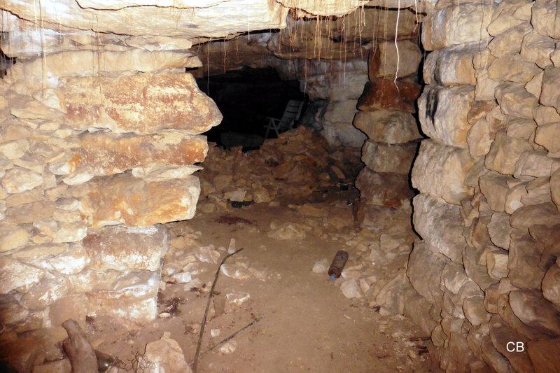 Carrière souterraine de Senlis