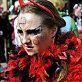 Belle de carnaval