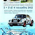 Rallye de bourbonne les bains 2012