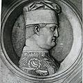 14 - Filippo Maria Visconti duc de Milan - Chartreuse de Pavie