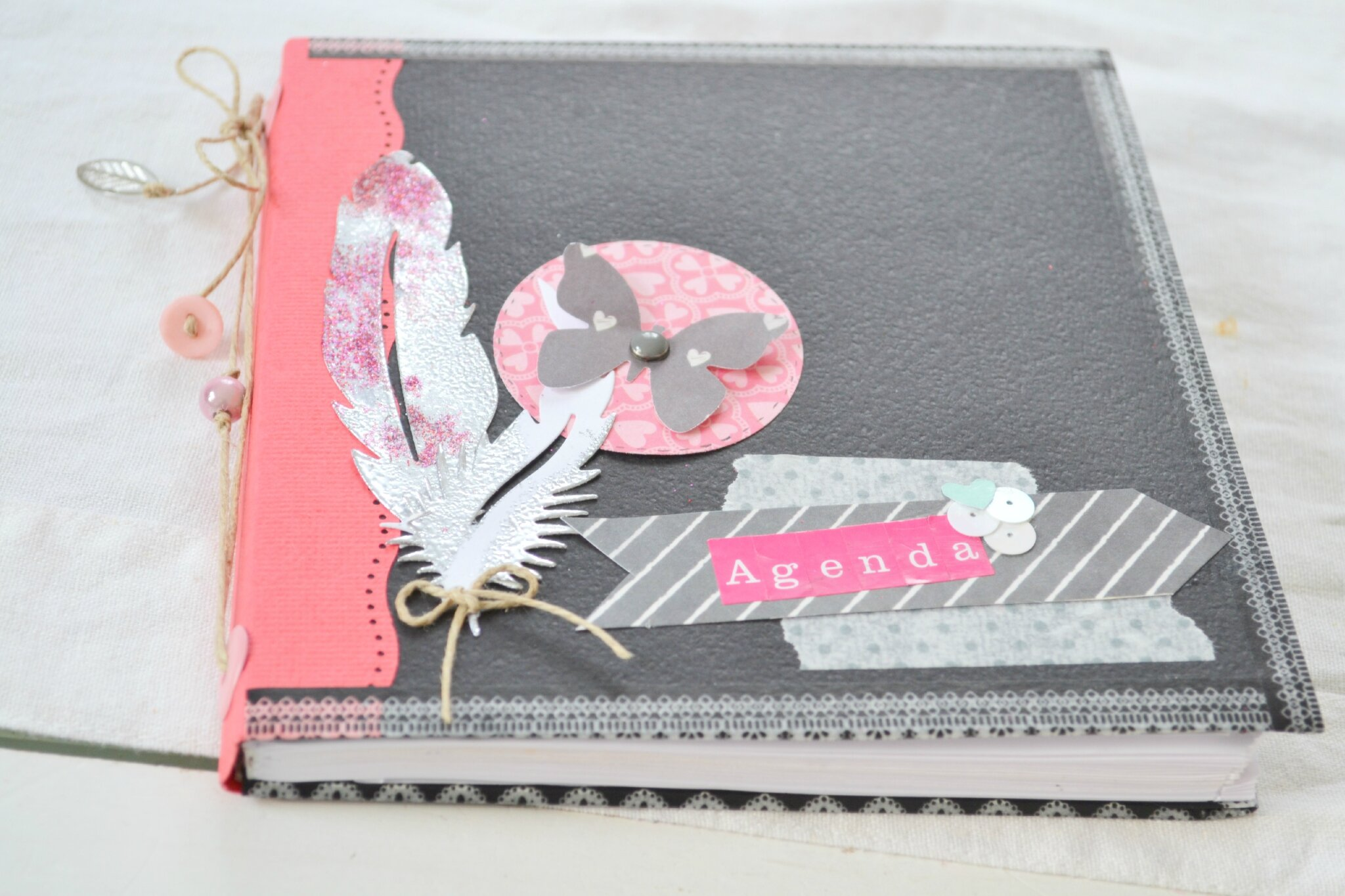 Fabuleux Customiser Un Agenda - Fashion Designs KF84