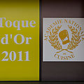 Toque d'or 2011- Le Havre