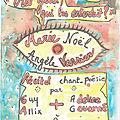 Récital angèle vannier et marie noël par adeline gouarné et guy allix à rouen