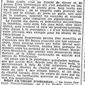 Petit nicois 26 septembre 1914