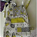 Tissu ikéa - couture pour enfant