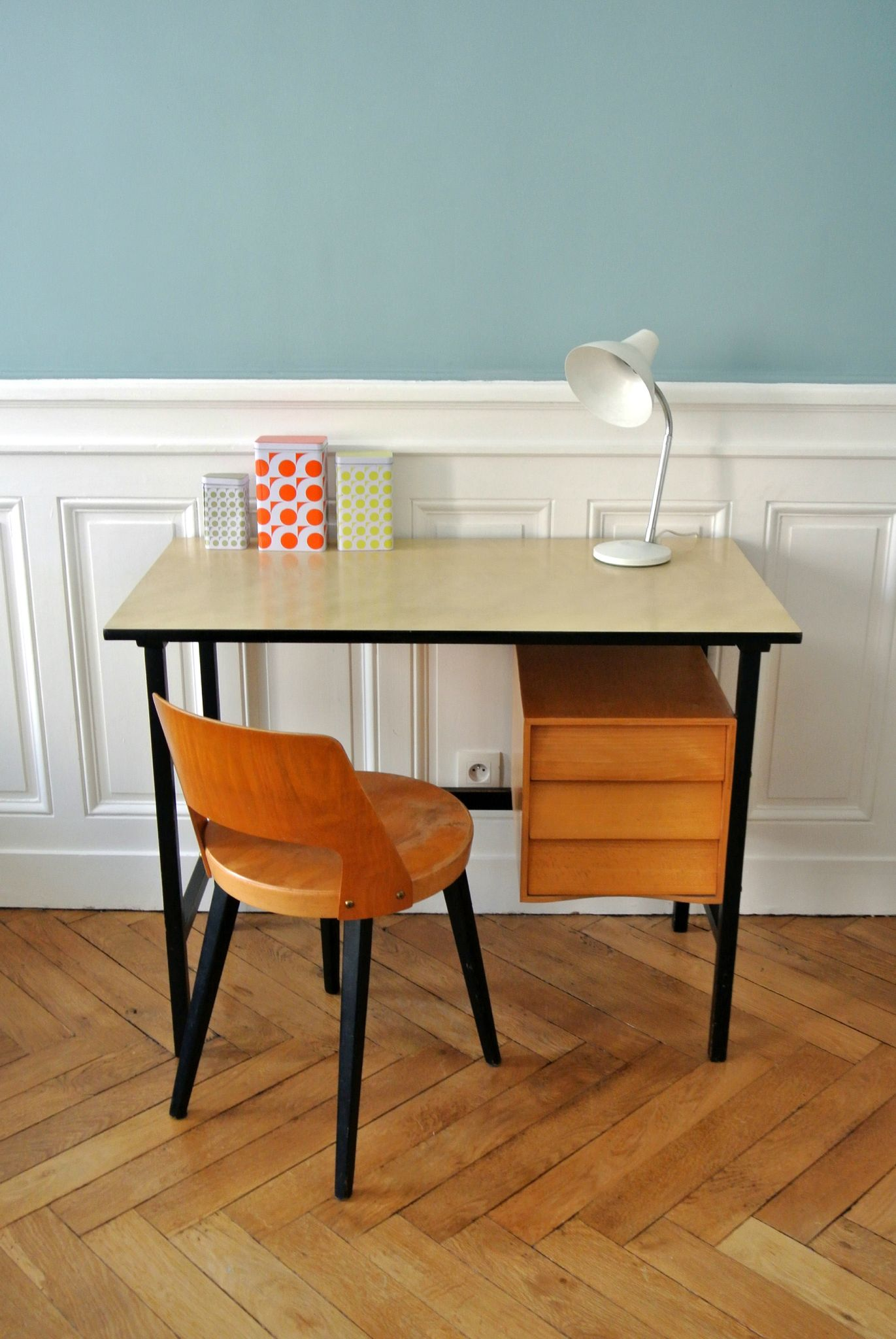 ensemble bureau moderniste 1