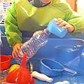 Autour de l'eau en maternelle...