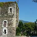 P1090066 La Tour Sarrasine et son jardin