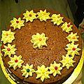 Carrot cake végan de lili's kitchen