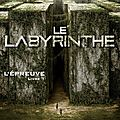 L'epreuve #1 : le labyrinthe, james dashner