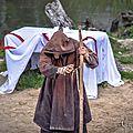 Un moine de saint-philibert témoin oculaire de la bataille des vikings contre renaud comte d'herbauges sur l'île d' her