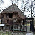 Musée ethnographique de padurea verde, timosoara, roumanie