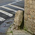 Chasse-Roues Rue de Margny vers Orval